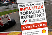 Shell —<br />Helix Global<br />#MyCar