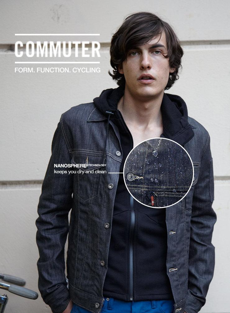 LEVIS-COMMUTER